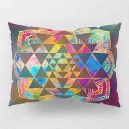 Sri Yantra  / Sri Chakra Pillow Sham