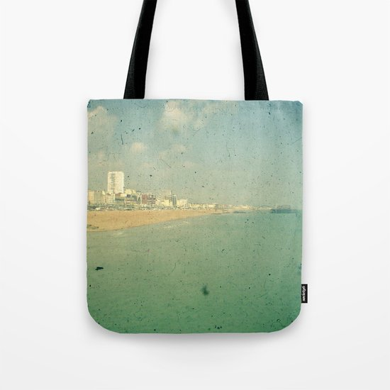 City by the Sea Tote Bag