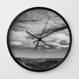 120   west texas Wall Clock