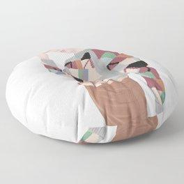 Henrik Holm | skam cast Floor Pillow