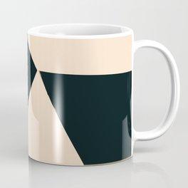 Minimal abstract geometric Coffee Mug