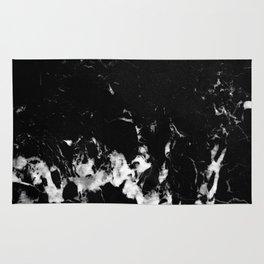 Black Marble #8 #decor #art #society6 Rug