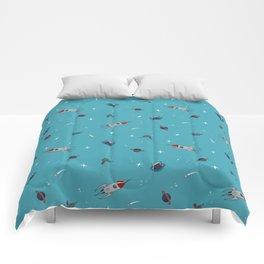 Spaceman. Comforters