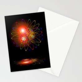 Magical Light and Energy 3 Stationery Cards