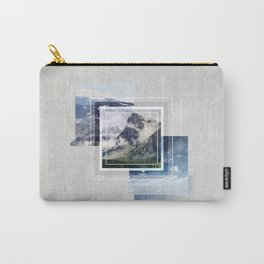 Inspiring mountain Carry-All Pouch