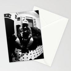 Johan B & W Stationery Cards