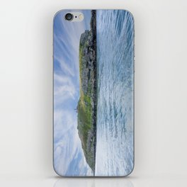 Puffin Island iPhone Skin