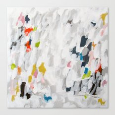 No. 71 Modern Abstract Painting Canvas Print