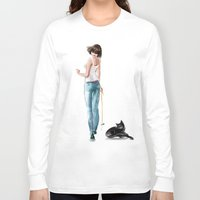 play Long Sleeve T-shirts featuring play by tatiana-teni