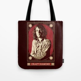 Syd Barrett/Crazy Diamond Tote Bag