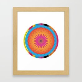 Mandala Art Framed Art Print