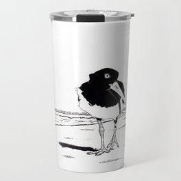 American Oystercatcher Travel Mug