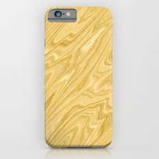 Wood Beige Slim Case iPhone 6s