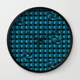Nic Caged Wall Clock