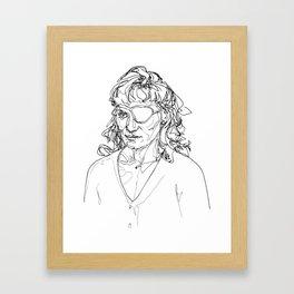 Nadine Hurley Framed Art Print
