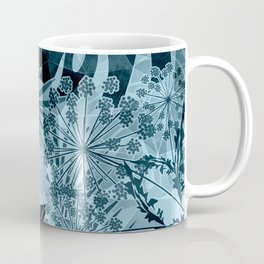 Night tropics. Coffee Mug