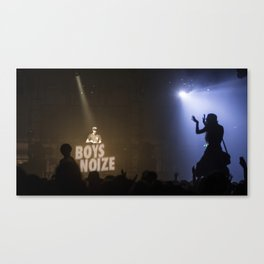 Boys Noize Canvas Print