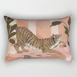 Easy Tiger Rectangular Pillow