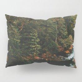 McKenzie River Trail - Blue Pool Pillow Sham