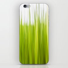 Water Reed Abstract iPhone & iPod Skin