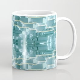 Cloud Cathedral Multiplied No.1 Coffee Mug
