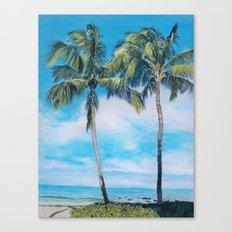 Oahu Canvas Print