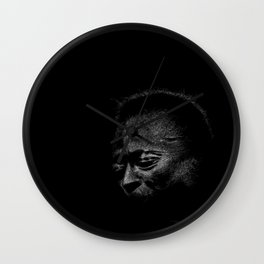 Miles (Prince Of Darkness) - Jazz Musician Wall Clock