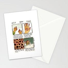 Deep Dark Fears 68 Stationery Cards
