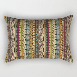 Hippie Chick II Rectangular Pillow