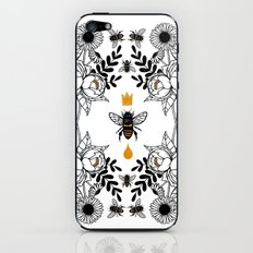 Queen Bee iPhone & iPod Skin