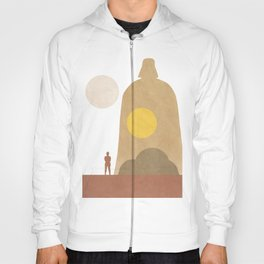 A New Hope Movie Poster Hoody