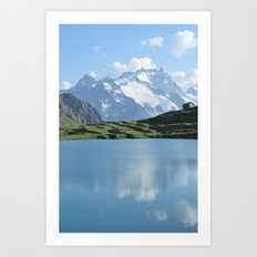 Forms Of Water Art Print