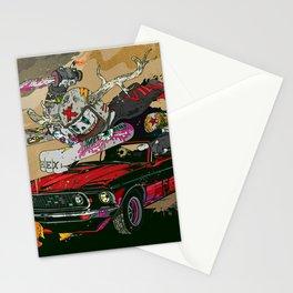 Psilopsychonaut Stationery Cards