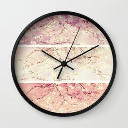 Vincent Van Gogh : Almond Blossoms Panel ART Wall Clock