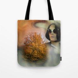 fashiondoll's autumn Tote Bag