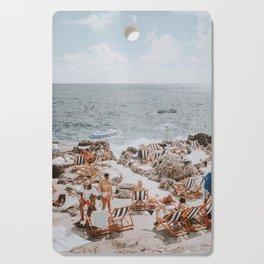 capri, italy Cutting Board