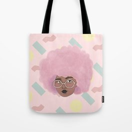 Bubblegum Girl Tote Bag