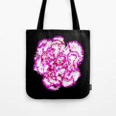 8BIT flower Tote Bag