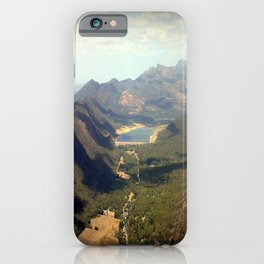 Boroka Lookout - Grampians - Australia iPhone Case