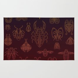 Little Beasts Love Potion Rug