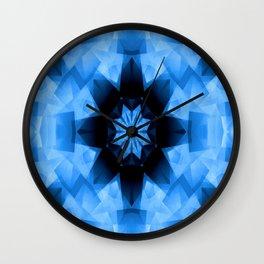 Starry Blue Sky.... Wall Clock