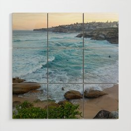 Catch the Wave Wood Wall Art