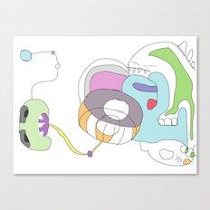 Funland 2 Canvas Print