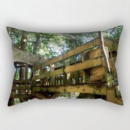 Tree house @ Aguadilla 4 Rectangular Pillow
