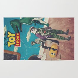 Outdated Toy Story Rug