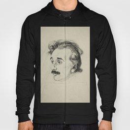 Albert Einstein, illustrated in 1923 Hoody