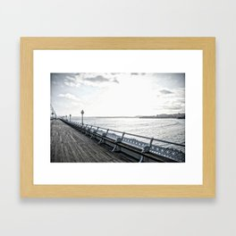 Torquay Framed Art Print