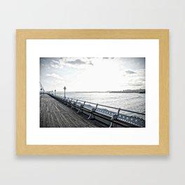 Torquay Framed Art Print