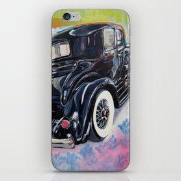 Packard iPhone Skin