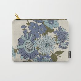 Dorchester Flower 3 Carry-All Pouch